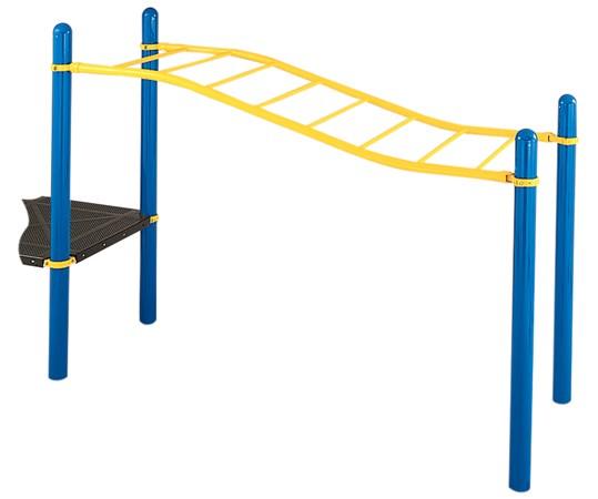 Wave Horizontal Ladder
