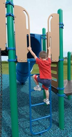 Vertical Ladder w/Permalene® Handholds
