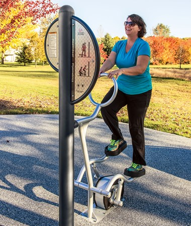 HealthBeat® Cardio Stepper