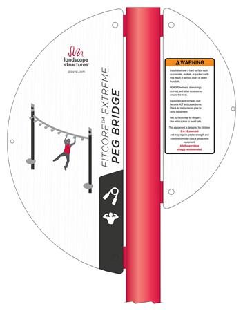 FitCore™ Extreme Peg Bridge (5-12)