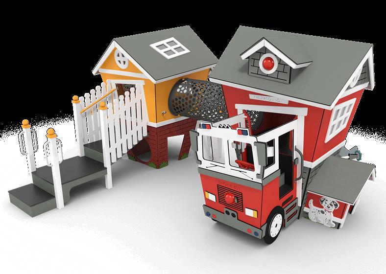 Fire Station + Market Cafe