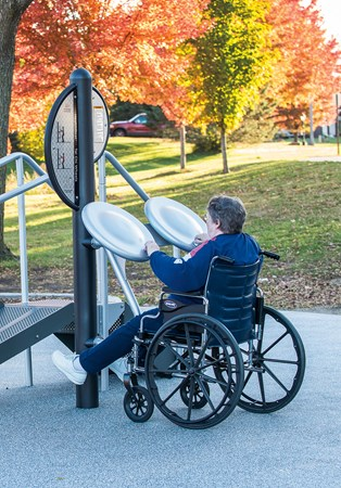 HealthBeat® Tai Chi Wheels