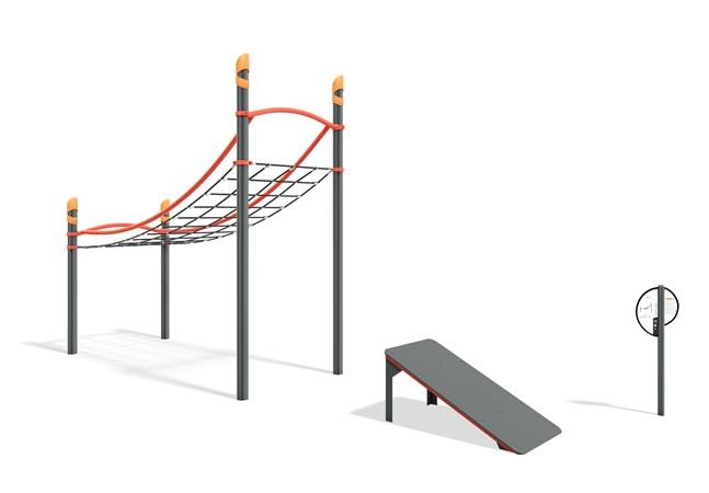 FitCore™ Extreme Jump Hang (13+)