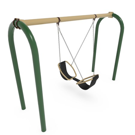 Friendship™ Swing with 5' Arch Swing Frame