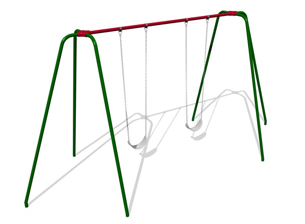 5000 Series Swing Frame 10' Height Anti-Wrap Hangers