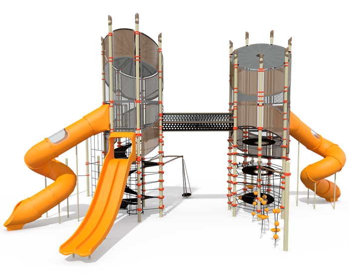 Super Netplex® 12' & 12' Towers