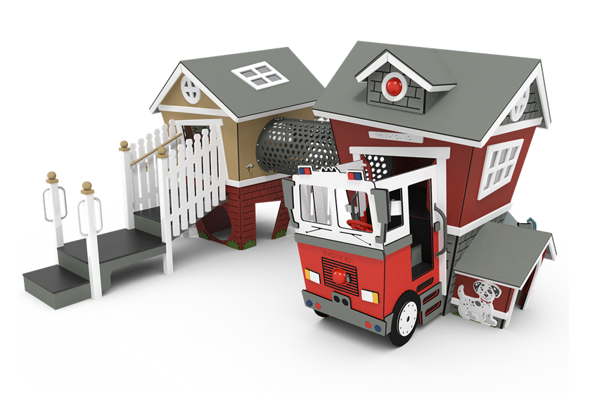 Fire Station + Market Cafe EN