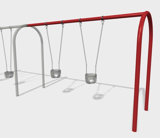 2' Arch Swing Frame Additional Bay