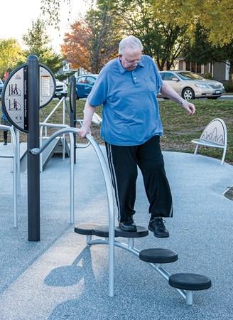 HealthBeat® Balance Steps