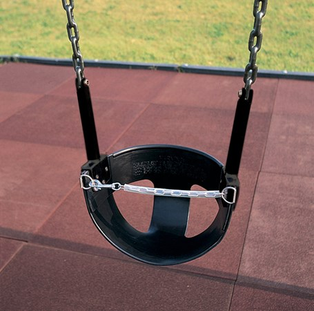 Half Bucket Seat w/Chains
