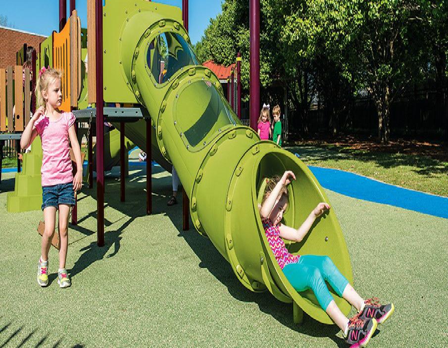 Slides & Gliders