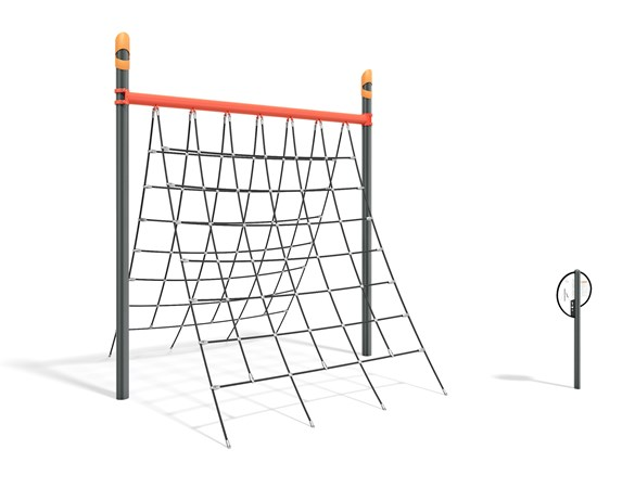 FitCore™ Extreme A-Frame Cargo Net (13+)