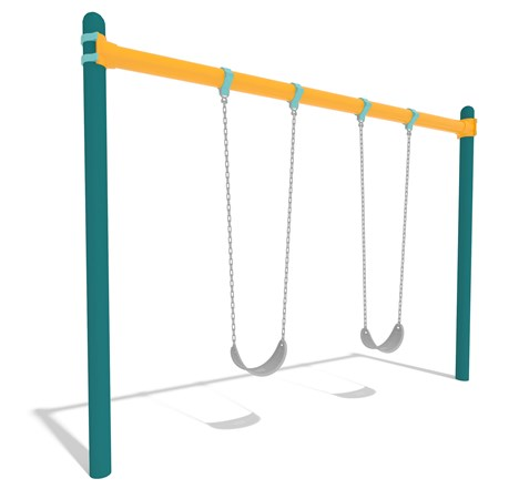 Single Post Swing Frame 52' Bury