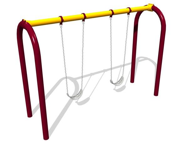 5' Arch Swing Frame