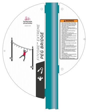 FitCore™ Extreme Peg Bridge (13+)